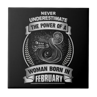 Horoscope February Tile