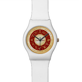 Horoscope Mandala Watch