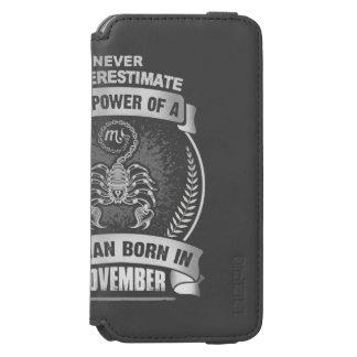 Horoscope November Incipio Watson™ iPhone 6 Wallet Case