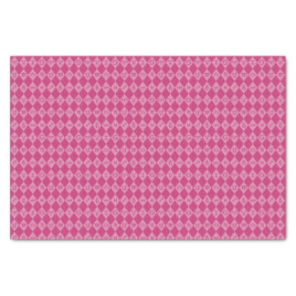 Horoscope Pattern - Pink Tissue Paper