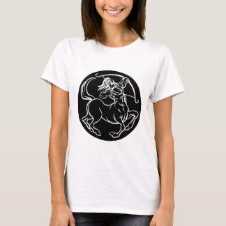 Horoscope Sagittarius Centaur Zodiac Sign T-Shirt
