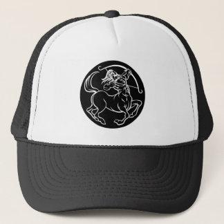 Horoscope Sagittarius Centaur Zodiac Sign Trucker Hat