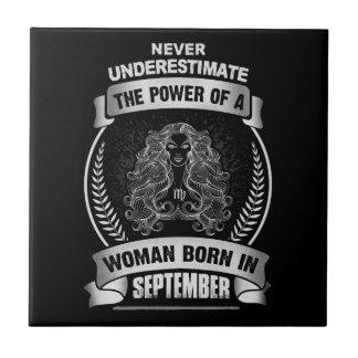 Horoscope September Tile