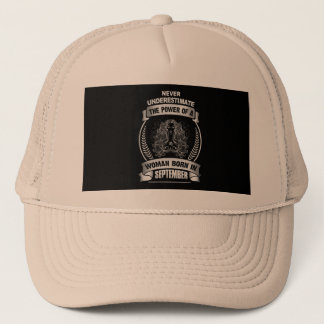 Horoscope September Trucker Hat