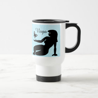 Horoscope Sign Virgo Coffee Travellers Mug