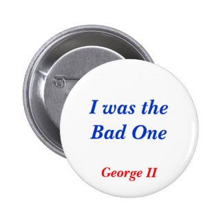 Horrible Histories Bad One 2 Inch Round Button