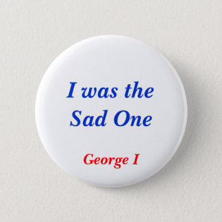 Horrible Histories Sad One 2 Inch Round Button