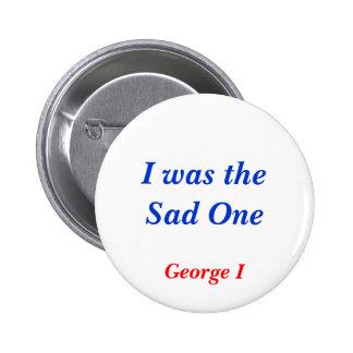 Horrible Histories Sad One 2 Inch Round Button