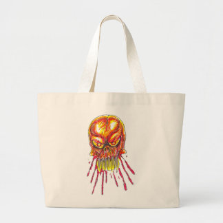 Horror Art Tote Bag