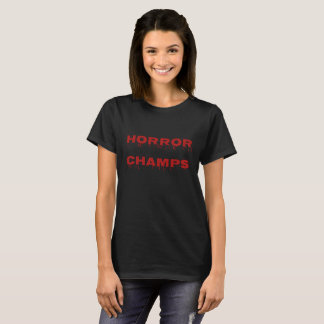 Horror Champs Shirt - Womens
