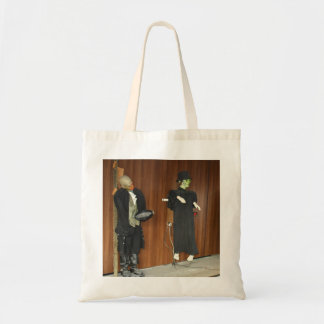 Horror Characters at a Fairground Tote Bag