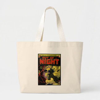 Horror Comic: Out of the Night 4 Canvas Bags