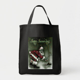 horror-days canvas bag