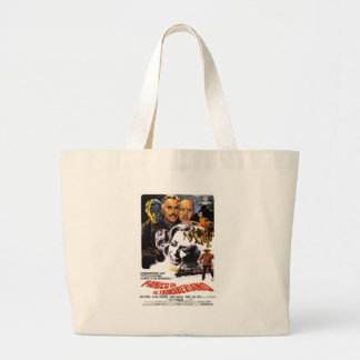 Horror Express Canvas Bags