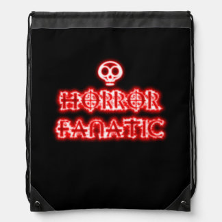 Horror Fanatic Cinch Bag