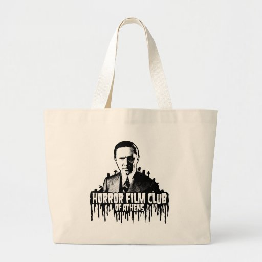 Horror Film Club of AThens Bags