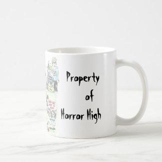 Horror High School Coffee Mug