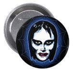 Horror Movie Monster Masks (vampire) Buttons