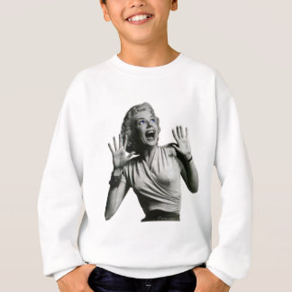 Horror Movie Screamer Sweatshirt