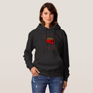 Horror Movies and Chill Hoodie