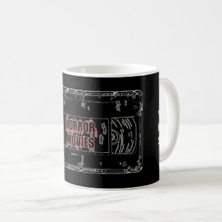 Horror Movies - Coffee Mug