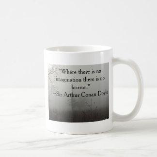 Horror Quote Mug
