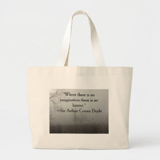 Horror Quote Tote
