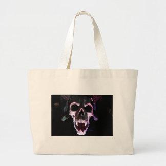 Horror Skull Canvas Bags
