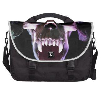 Horror Skull Computer Bag