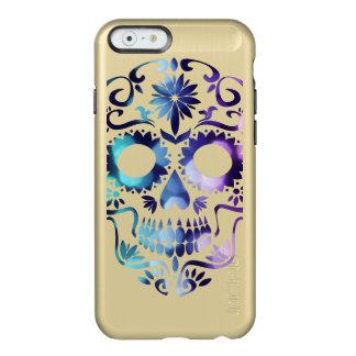 Horror Skull Symbol Incipio Feather® Shine iPhone 6 Case