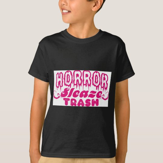 HORROR SLEAZE TRASH MERCH! T-Shirt
