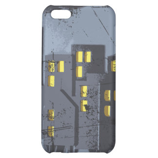 Horror storm grunge home iphone case case for iPhone 5C