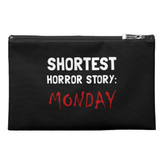 Horror Story Monday Travel Accessory Bags