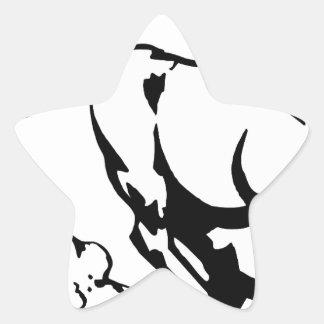 horse-1564370 star sticker