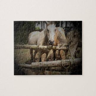 Horse 1 Puzzle