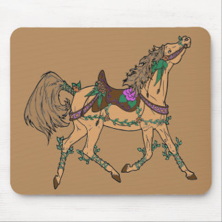Horse 2 mouse pad