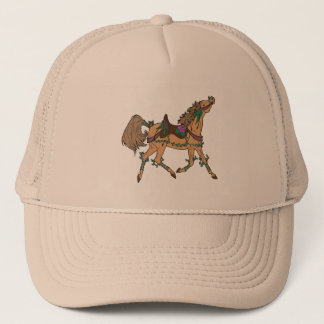 Horse 2 trucker hat