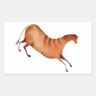 Horse a la Altamira Sticker