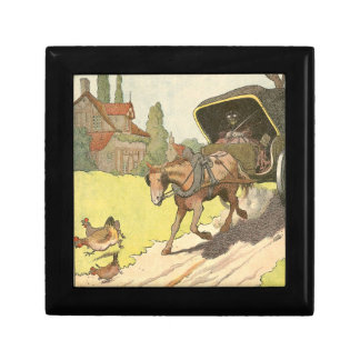 Horse and Carriage Illustrated Gift Boxes