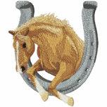 Horse and Horseshoe Hoodie