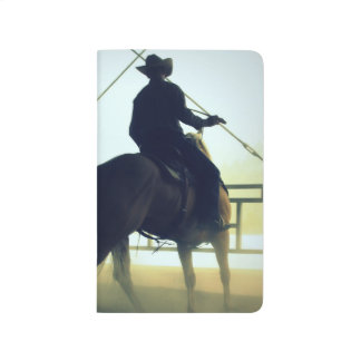 Horse and Rider ~ Pocket Journal