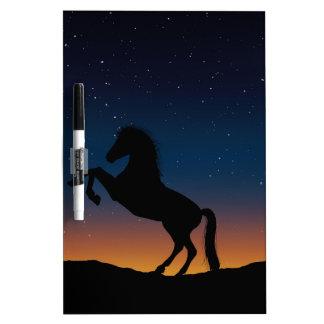 Horse Animal Nature Dry Erase Whiteboards