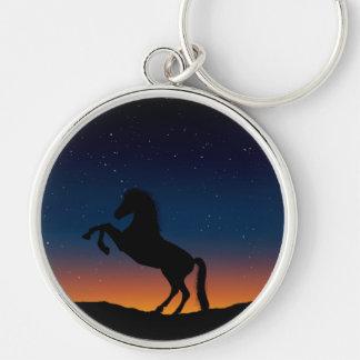 Horse Animal Nature Keychain