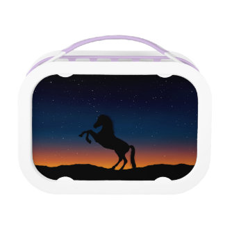 Horse Animal Nature Lunch Box