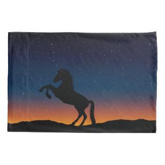 Horse Animal Nature Pillowcase