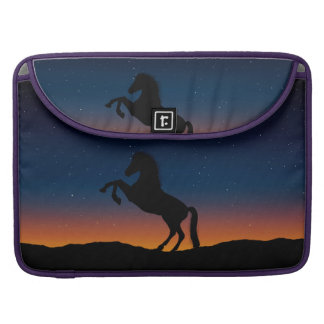 Horse Animal Nature Sleeve For MacBook Pro