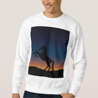 Horse Animal Nature Sweatshirt