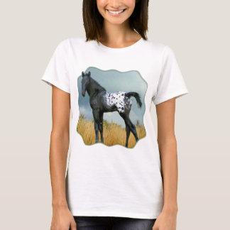 Horse - Appaloosa Colt Baby Animal Tshirt