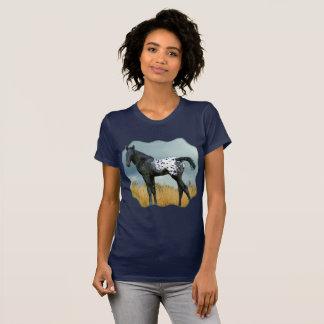Horse - Appaloosa Colt Fine Jersey T-shirt
