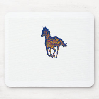Horse Art Mouse Pad